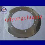 Lame supérieure de découpeuse de qualité pour la membrane de batterie de découpage
