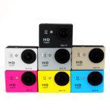 完全なHD 1080Pの水中小型カメラの極端はカメラを遊ばす
