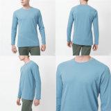Оптовая торговля пользовательские цвета обычная мужчин хлопка экипаж шеи свитеры