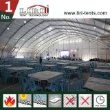 50mの幅の巨大な展覧会貿易イベントのための巨大な多角形のテント