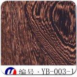 Yingcai 1mの幅の木製の穀物水転送の印刷のフィルム
