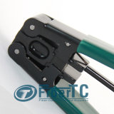Стриппер кабеля падения оптического волокна Tool/FTTH