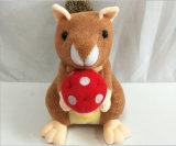 Het Zachte Gevulde Stuk speelgoed van uitstekende kwaliteit van de Dieren van de Wildernis van het Stuk speelgoed Pluche voor Verkoop
