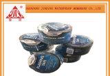 Cinta auta-adhesivo modificada para requisitos particulares del betún para los materiales de construcción