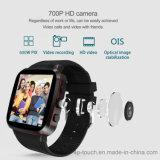 Système d'Android Smart montre téléphone portable avec GPS+WiFi