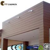 Resistencia al agua de los paneles de pared exterior de WPC