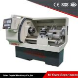 CNC Tornos Metal Hobby Bench Machine Tool Ck6136A-1