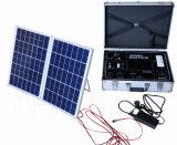 Génération d'énergie solaire dans les systèmes d'énergie solaire pour la chasse, le camping, le voyage