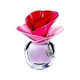 Bouteille de parfum et de cristal