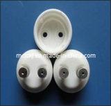 Supporto di ceramica della lampada dell'allumina (SUPPORTO GU10)