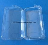 La FDA materiale impaccante del commestibile del contenitore dell'erba di plastica a gettare fornisce