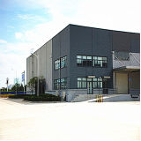 Strutture di costruzione di Pre-Ingegneria dell'acciaio dolce per l'applicazione commerciale