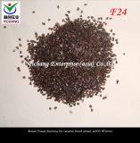 Het Bruine Gesmolten Oxyde van uitstekende kwaliteit van het Aluminium voor Schuurmiddel