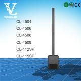Cl-4509 9LF Coluna High Power Multimedia Pública Linha Fonte Speaker