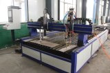 Verdeler Gewilde CNC van het Type van Lijst Machine Om metaal te snijden