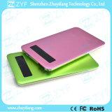 Aluminiumenergien-Bank der beweglichen Aufladeeinheits-4000mAh mit Touch Screen (ZYF8063)