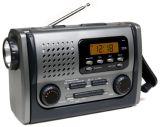 불안정한 다이너모 AM FM 긴급 라디오