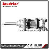 Longue enclume un pouce clé à chocs pneumatiques Ui-1207