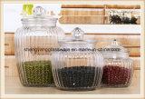 Бутылка горячего хранения еды формы тыквы надувательства стеклянная, стеклянный опарник для Kitchenware