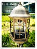 Antike Solarmoskito-Abwehrmittel-Lampe