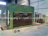リンイーの木製ラインのための熱い出版物の合板機械