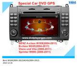 벤츠 a/B 종류 W169 (2004-2012년) W245 (2004-2012년)를 위한 특별한 차 DVD