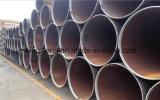 Programma 40 van Tianjin Q235B Zwarte Pijp van het Staal van de Koolstof de LSAW Gelaste Zwarte Ronde
