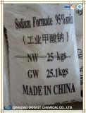 Formate van het Natrium van de Rang van de industrie 95% Min