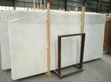 مصنع يصمّم إمداد تموين حديثا ثلج أرضية بيضاء رخاميّة