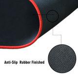 Выдвиженческий коврик для мыши разыгрыша ткани Microfiber природного каучука