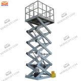 Het goedkope Platform van de Lift van de Schaar past aan