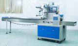 De automatische Verpakkende Machine van het Hoofdkussen van de Staaf van het Suikergoed van de Kubussen van het Roomijs van het Suikergoed van het Ijs van de Stroom/van het Ijs Popsicle/