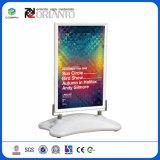 Système d'aluminium image publicitaire Stand SNAP Frame