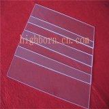 水晶材料の高い過透性ガラスディスク