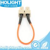 Sc Оптоволоконный многомодовый кабель 50/125 адаптер обратной связи