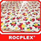Полиэфирная смола лист Rocplex, полиэфирная пленка с покрытием фанеры