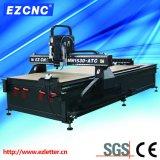 Ezletter Cer-anerkannte China-weiche Materialien CNC-Gravierfräsmaschine mit Oszillieren-Messer (MW1530-ATC)