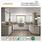 Fabriek van Fuzhou paste de Amerikaanse Moderne Keukenkast van het Project aan