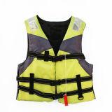 Спорты воды сплавляя спасательный жилет пены