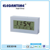 Rectangle Shape Best Services Hight Quality Backlight Clock