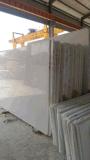 Большие слои REST белого мрамора
