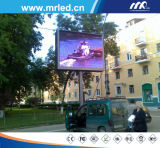 Afficheur LED extérieur de P10mm pour annoncer (SMD 3 en 1)