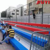 Estrutura de aço Stadium arquibancadas arquibancada de alumínio para a escola parque infantil e o Estádio Jy-718