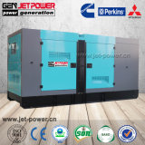 Genset 고요한 250kw 침묵하는 발전기 세트 400V 300kVA 방음 발전기