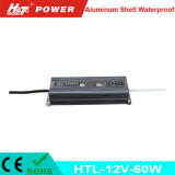 12V 5A 60W는 유연한 LED 지구 전구 Htl를 방수 처리한다