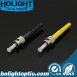 Connettore ottico della fibra per ST/PC