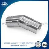 Conetor ajustável de vidro fácil do entalhe do aço inoxidável
