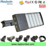 luz del montaje LED Shoebox de la pared de las luces de calle de 50W-300W LED