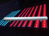24 Wand-Wäsche-Ereignis-Licht der Stück-10W RGBW LED