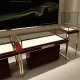 Стеллаж для выставки товаров ювелирных изделий нержавеющей стали